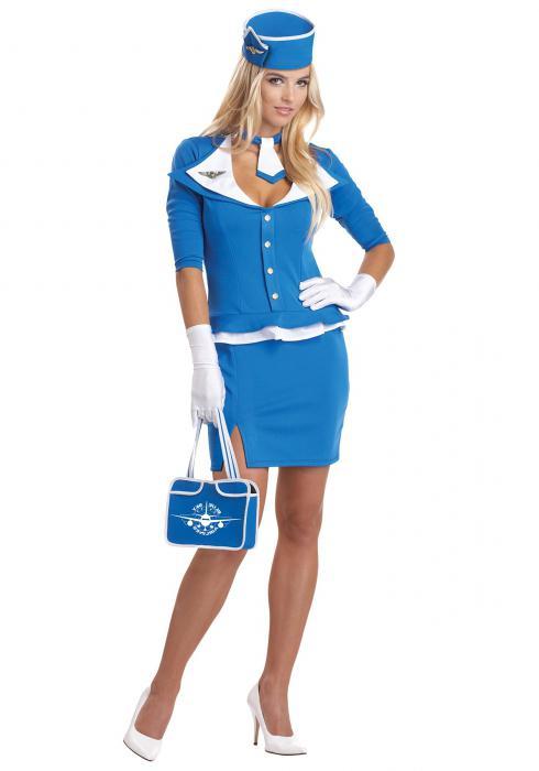 что нужно чтобы стать стюардессой