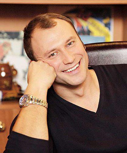 Константин Соловьев: биография, фильмография и личная жизнь (фото)