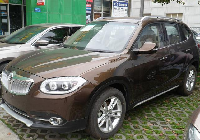 brilliance v5 обзор