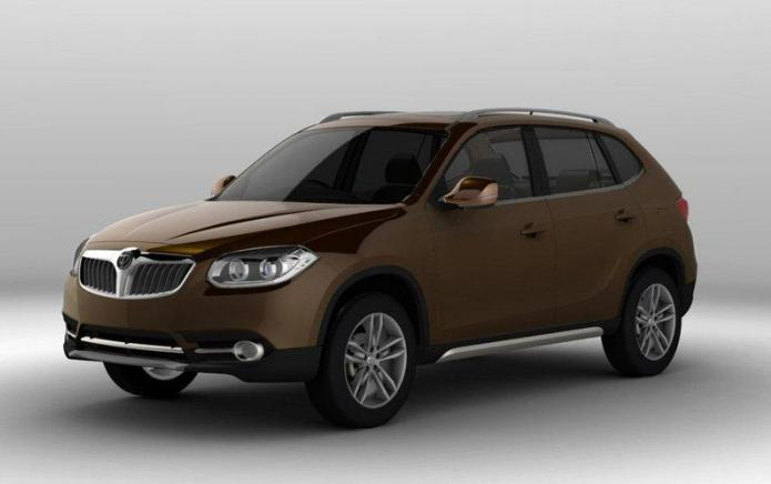 brilliance v5 отзывы