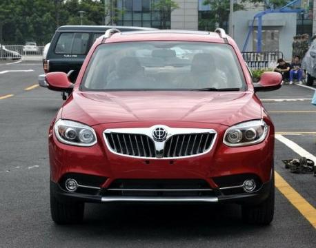 brilliance v5 характеристики