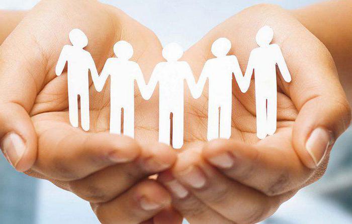 малого предпринимательства социально ориентированных некоммерческих организаций