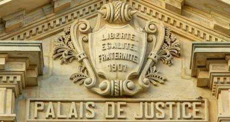 судебная система франции