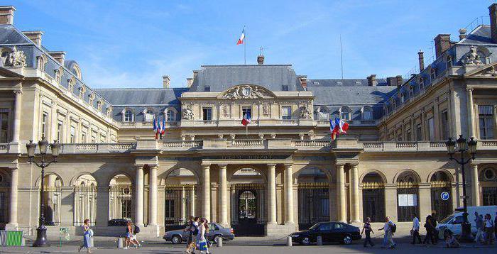 уголовный кодекс франции