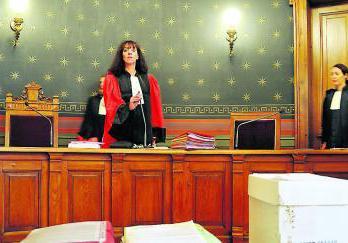 судебная система франции схема