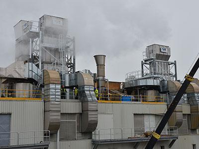 вентиляционные системы и оборудование