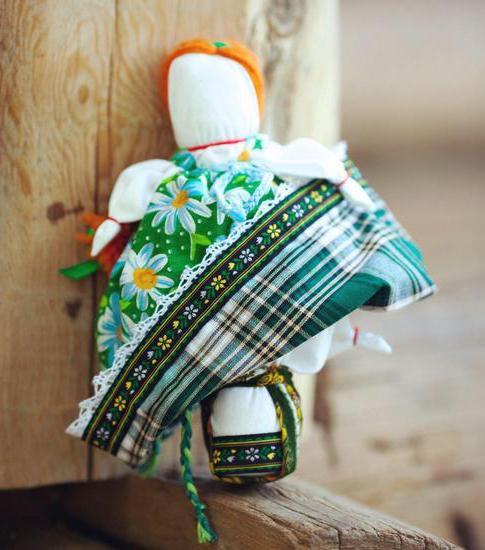 славянские куклы обереги своими руками