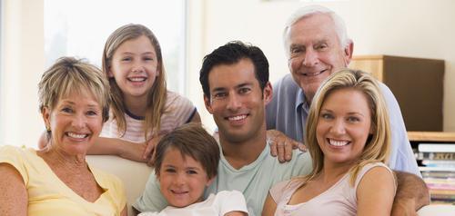 Понятие семьи как социальной группы