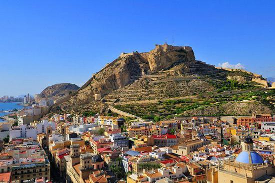 Недвижимость квартиры в испании аликанте достопримечательности