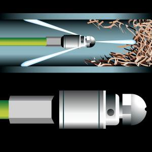 Прочистка канализации гидродинамическим способом