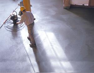 Чым шліфаваць бетон