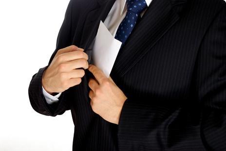 Закон рф о взятке должностному лицу