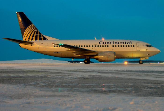 boeing 737-500 схема