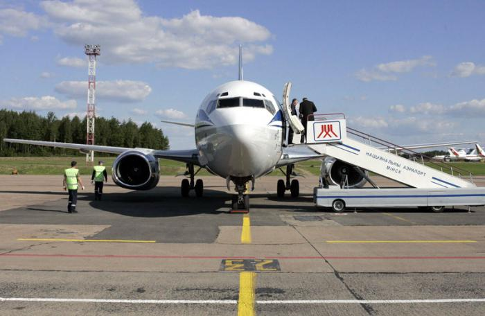 самолет boeing 737-500
