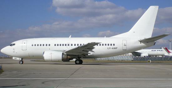 boeing 737-500 фото