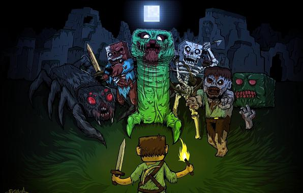 Майнкрафт как приручить зомби без модов