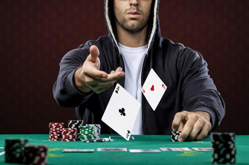 Как играть в покер