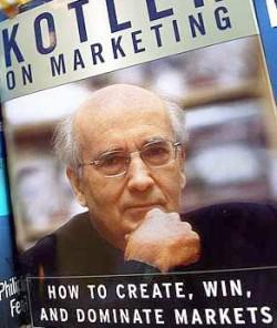 филипп котлер маркетинг менеджмент