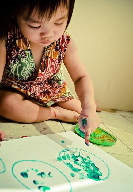 нетрадиционное занятие знакомства в детском саду