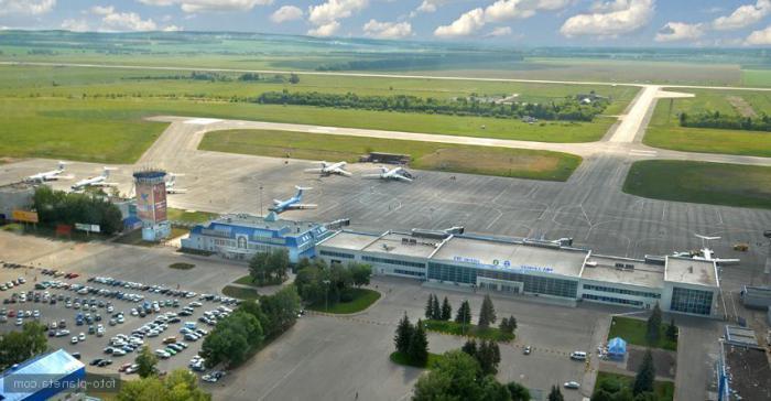 «Уфа» — международный аэропорт современного уровня обслуживания