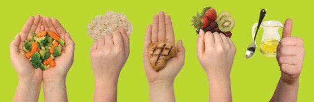 правильная еда для похудения