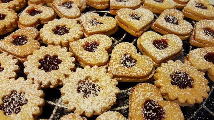 легкий рецепт песочного печенья