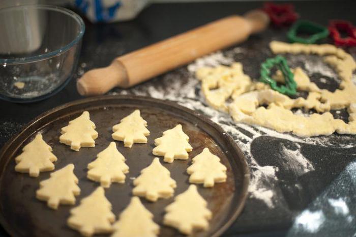 вкусное домашнее печенье песочное