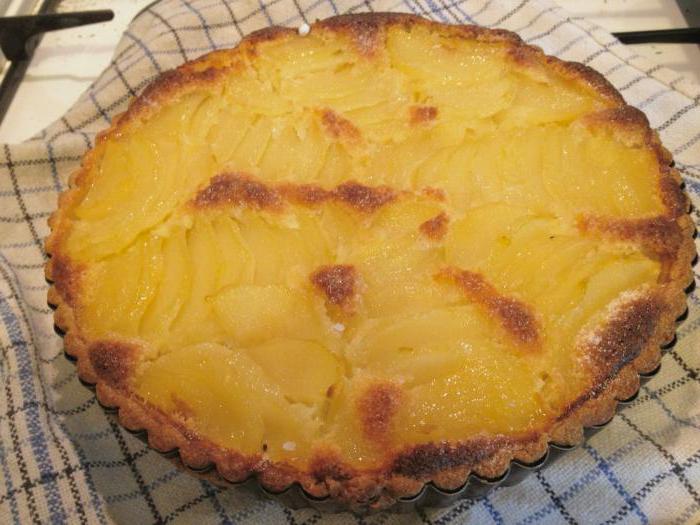 Пирог из банана: рецепт приготовления