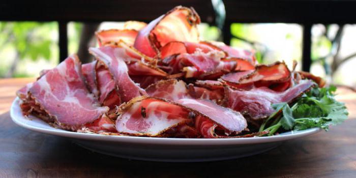 мясо сушеное
