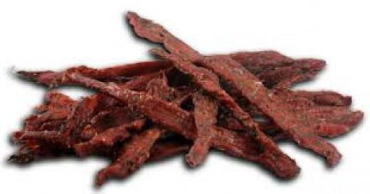 сушеное мясо в домашних условиях