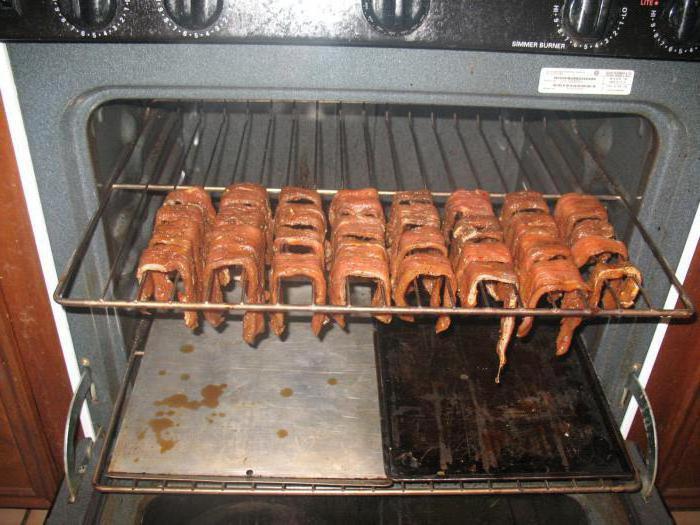 сушеное мясо как называется