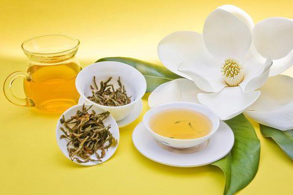 виды китайского чая фото