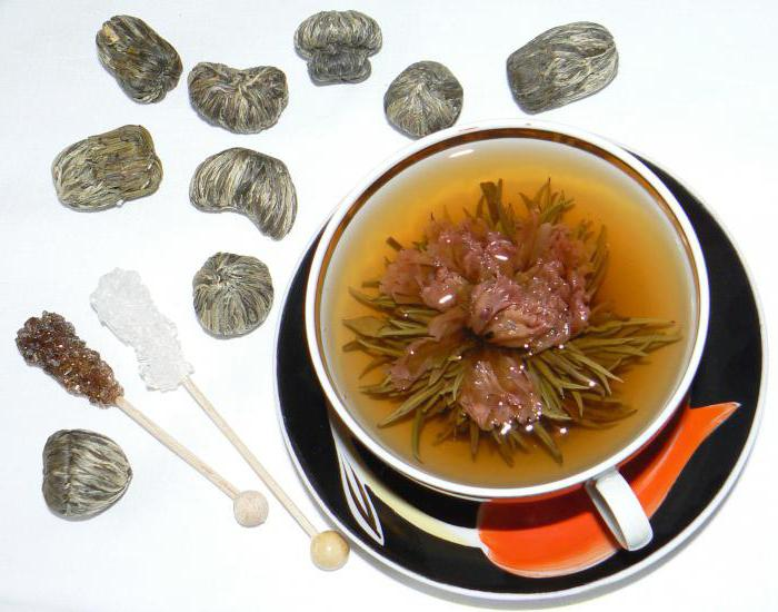Виды чаев и их свойства