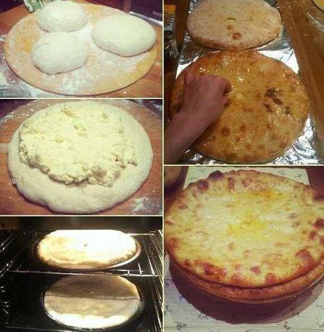 начинки для осетинских пирогов