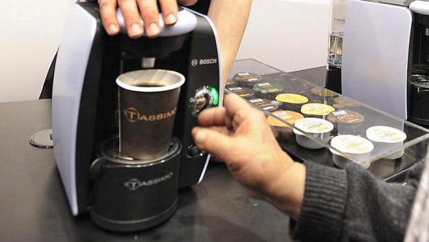 капсульный кофе tassimo