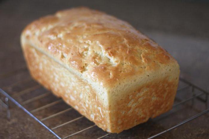 без глютена хлеб