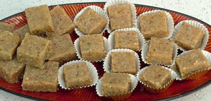Индийские сладости и рецепт