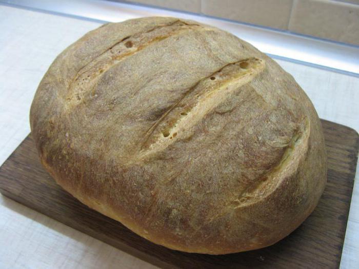 Рецепт домашнего хлеба на сыворотке
