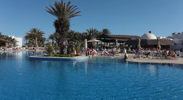 baya beach тунис джерба