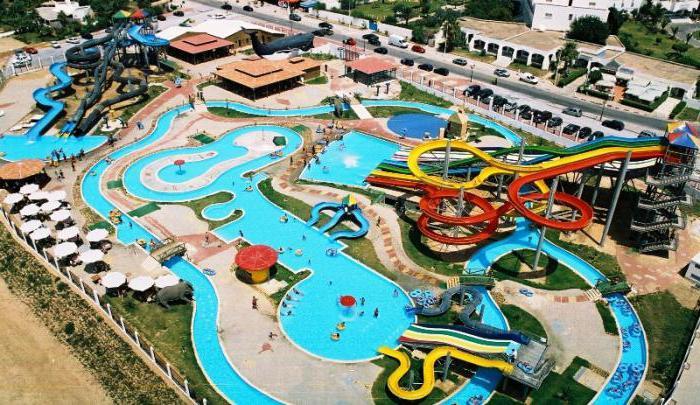 тунис монастир хаммамет отель резорт хаммамет аквапарк