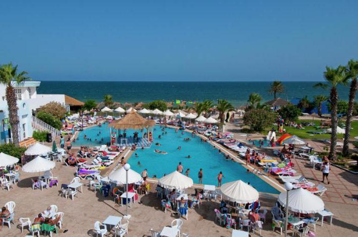 отдых в тунисе монастир отзывы