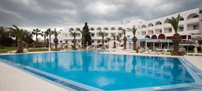 golf residence 4 тунис отзывы