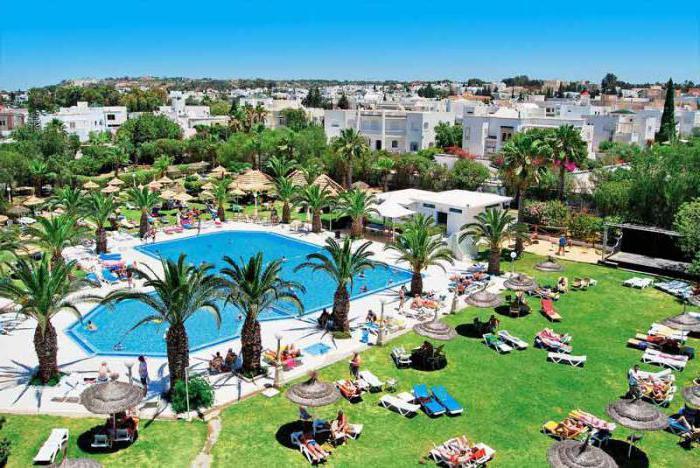 golf residence 4 тунис отзывы описание