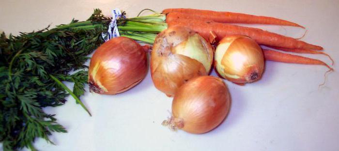треска в духовке с морковью и луком