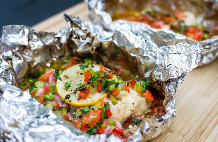 треска с луком и морковью в духовке рецепты с фото