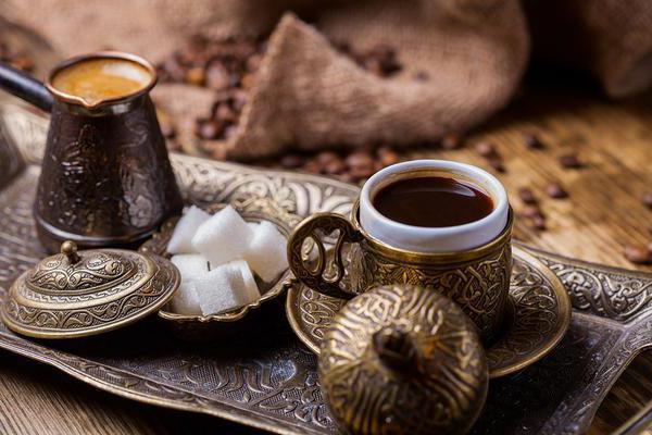 как выбрать кофе в зернах для турки