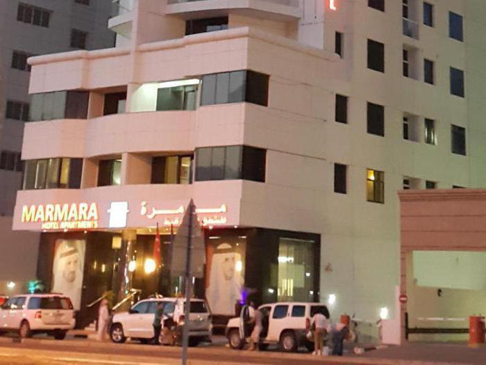 marmara hotel apartments