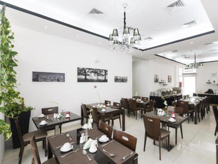 marmara hotel apartments питание