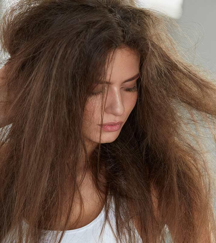 Осветлить волосы после смывки