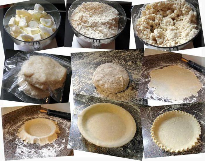 """Cake """"Schisandra"""" grandmother's recipe"""